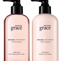 philosophy amazing grace handcare duo (Limited Edition) | Nordstrom