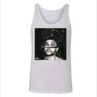 beauty behind the madness the weeknd tshirt - Unisex Tank