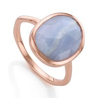 Monica Vinader 'Siren' Medium Semiprecious Stone Stacking Ring | Nordstrom