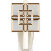 Square Mirror Shield Wallflowers Fragrance Plug | Bath And Body Works