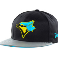 Toronto Blue Jays MLB Layer'd Up Viz 9FIFTY Strapback Cap