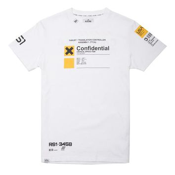 Confidential Outer Space Tee