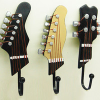 Decoration Resin Music Home Decor Hook Hanger [6283580294]