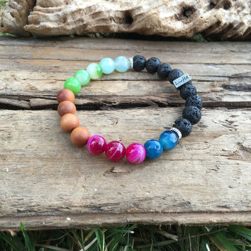 Be Bold Essential Oil Bracelet by LavHa