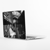 Peek Laptop Skin