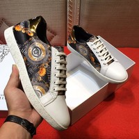 Versace Low Top Speed Sneakers Dsu6713 - Best Online Sale