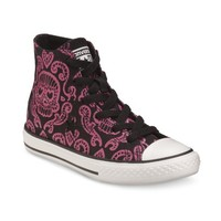 Girl's Converse® One Star® High Top Sneakers - Pink