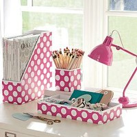 Desk Accessories, Desktop Organizers & Study Accessories | PBteen