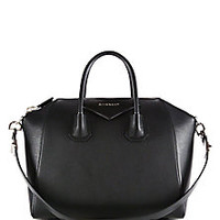 Givenchy - Antigona Medium Satchel - Saks Fifth Avenue Mobile
