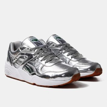 Buy Puma Shoes X Alife R698 Trinomic Shoes - Puma Silver/White from Urban Industry | Urban Industry