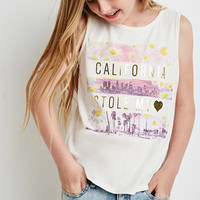 California Heart Tank (Kids)