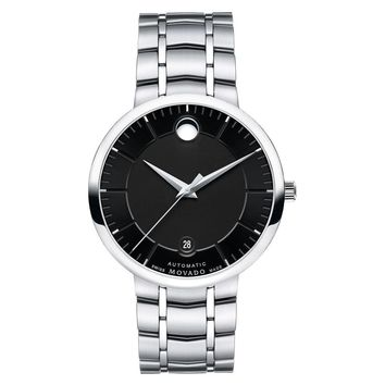 Movado Men's 1881 Automatic Stainless Steel Watch 0606914