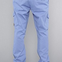Amongst Friends The Field Pants in Faded Blue,Pants for Men