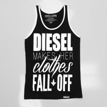Luckless Clothing Co | Diesel Stripper