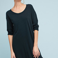 Current/Elliot Scoop-Neck Tunic Dress
