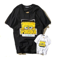 Short Sleeve Cartoons T-shirts [10199591879]