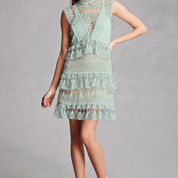 RD And KoKo Crochet Dress