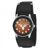 Texas Longhorns NCAA Kids Rookie Series watch (Black)
