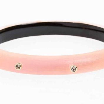 Alexis Bittar Lucite Neo Bohemian Stud Bangle - Multiple Colors
