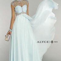 Alyce Prom 6414 Alyce Paris Prom Lillian's Prom Boutique
