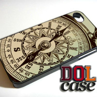 Nautical Compass iPhone Case Cover|iPhone 4s|iPhone 5s|iPhone 5c|iPhone 6|iPhone 6 Plus|Free Shipping| Consta 189