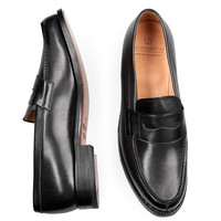 No. 780 – Goodyear-welted Penny Loafers in Black