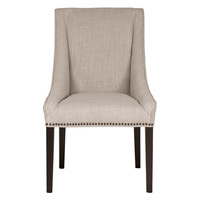 Carson Dining Chair Birch Fabric