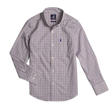 Youth Coleman Prep-Formance Button Down Shirt by Johnnie-O