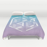 Six  Duvet Cover by eDrawings38