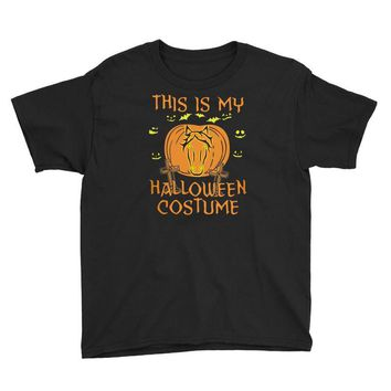 this is my halloween costume Youth Tee