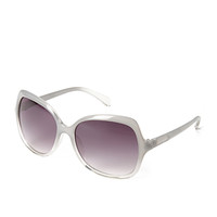 FOREVER 21 Oversized Square Ombre Sunglasses