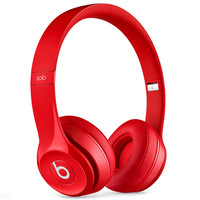 Beats By Dre Solo Wireless Headphones Red One Size For Men 25706130001