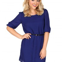 How You Get The Girl Navy Dress | Monday Dress Boutique