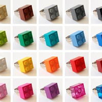 Lego Ring <br /> MANY COLORS