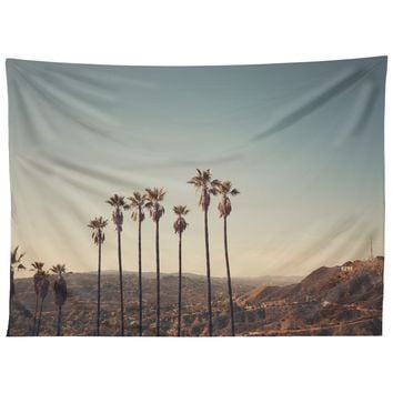 Catherine McDonald Hollywood Hills Tapestry
