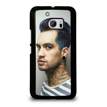 BRENDON URIE Panic at The Disco  HTC One M10 Case Cover