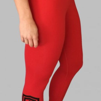Born Primitive Essential Women's Tights Red