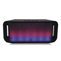 Professional Home Office Bluetooth Wireless Speaker For Mobile Phones ML-28U High Sound Quality Speaker With LED Light