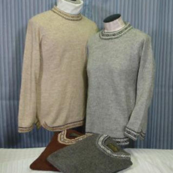 Puno Tunic Alpaca Sweater