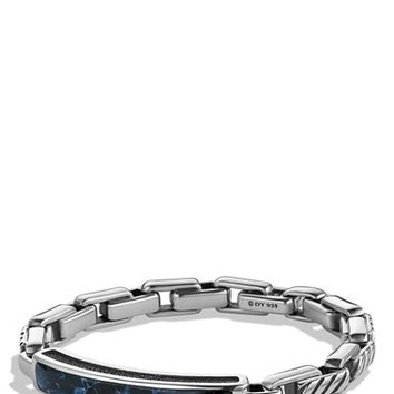 Men's David Yurman ' Modern Cable' ID Bracelet