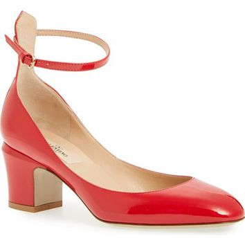 Valentino 'Tango' Ankle Strap Pump (Women) | Nordstrom