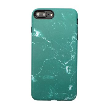 Marble Case for iPhone 8 Plus / 7 Plus - Jade
