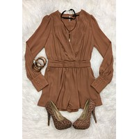 Autumn Breeze Romper