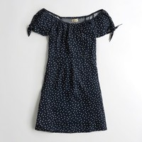 Girls On Or Off The Shoulder Dress | Girls Clearance | HollisterCo.com