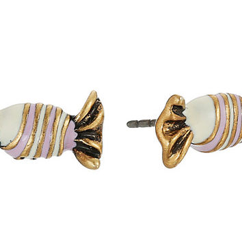 Marc Jacobs Striped Candy Studs Earrings