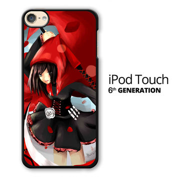 RWBY Ruby Rose iPod Touch 6 Case