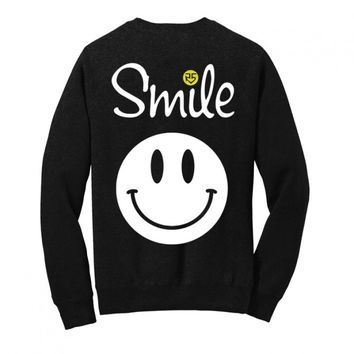 Smile Crew-Neck Sweatshirt PRE-ORDER | R5 Rocks