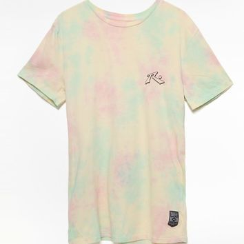 Rusty Passenger T-Shirt - Mens Tee - Multi Color