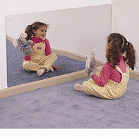 Whitney Brothers Rectangular Mirror 48 x 24 WB6648