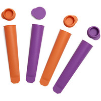 SUNNYLIFE - Icy Pole Moulds Set | Orange & Purple